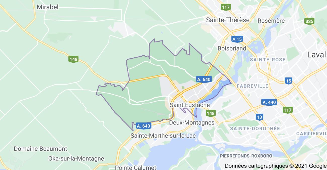 Exell Finition - Calfeutrage St-Eustache