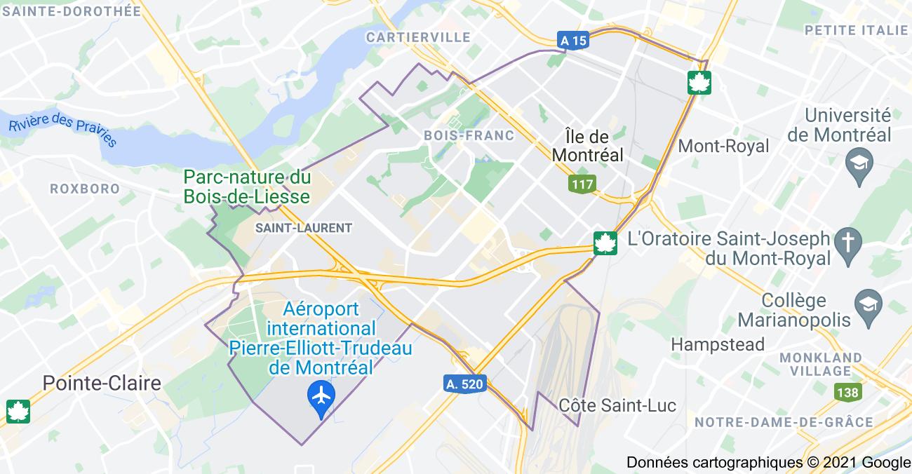 Exell Finition - Calfeutrage St-Laurent